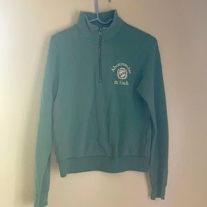 A&F Quarter-Zip Sweatshirt